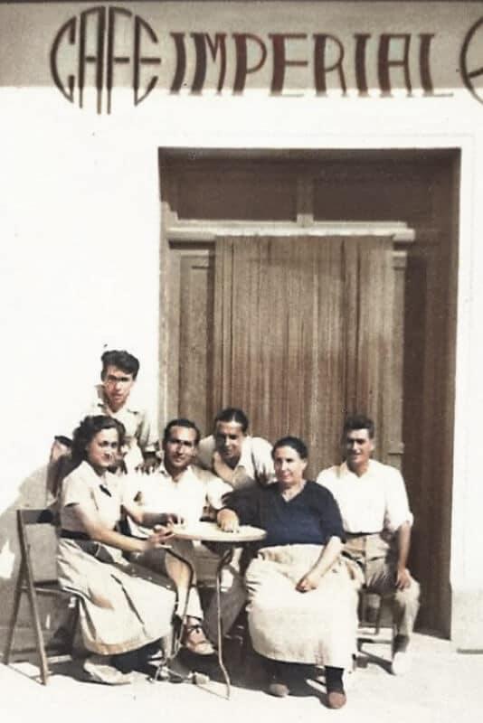 Foto de familia Familia Vallés