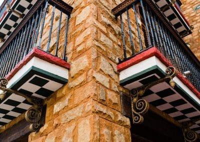 Imitación piedra Casa del Pastorcico 01